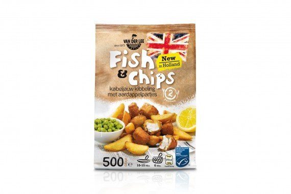 New retail product Fish & Chips