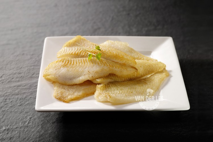 Yellowfin sole fillets