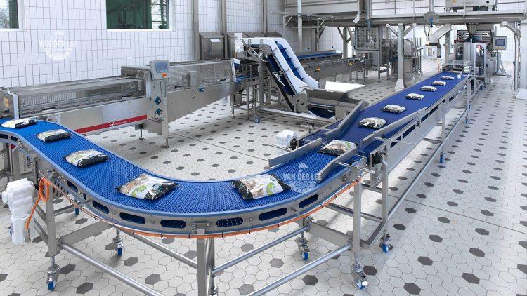 New packaging department of Van der Lee Seafish is a strategic move