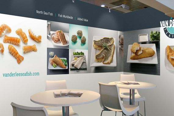 Come and visit us at the Seafood Expo Global in Brussels