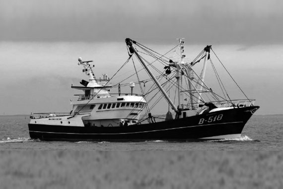 Van der Lee Seafish continues its plotted course with new fishing trawler