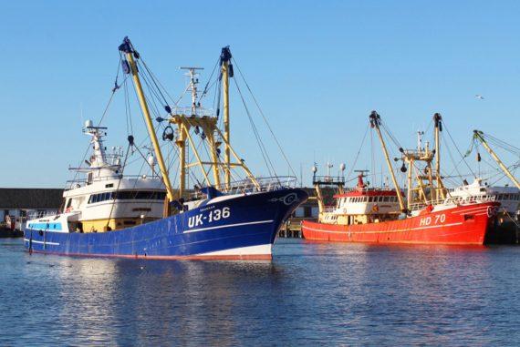 Van der Lee Seafish commissions UK 136 'Drakkar' into service