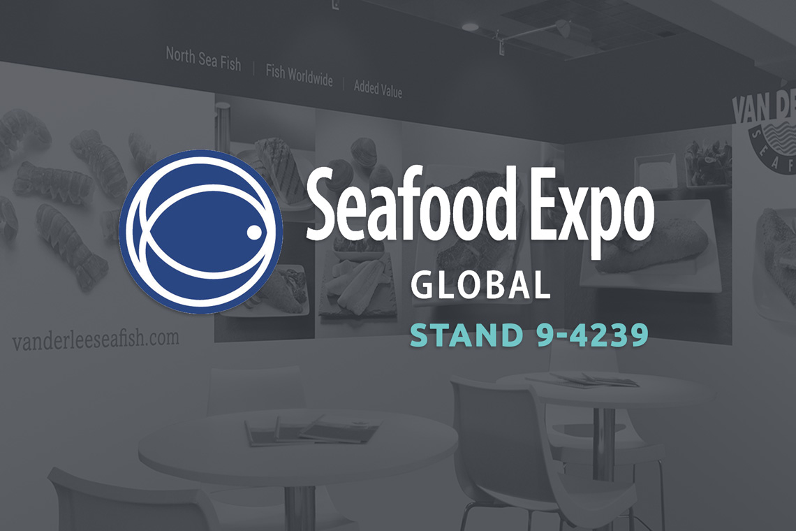 Will you be visiting us at the Seafood Expo Global in Brussels?